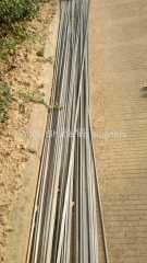 triangular steel strip 10x10mm