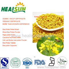 Anti-biotics Free Rape Pollen Pellets Original Qinghai