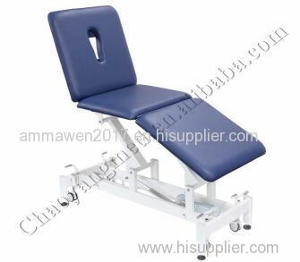 physiotherapy bed massage bed massage table medical examination couch