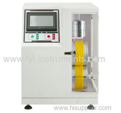 Velcro Fatigue Testing Machine