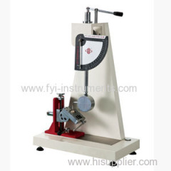 Shoes Heel Falling Weight Impact Tester