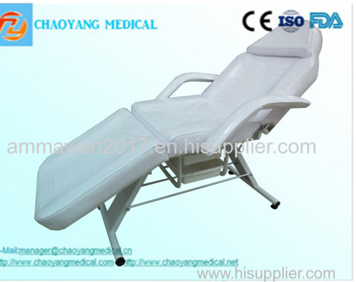 cheap price and high quality folding facial cosmetic bed