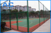 High Quality Galvanized Chain Link Fence