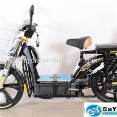 ES-CPW Wholesale 2 Wheel Electric Scootor 48V 60V Battery Pedal Scooter