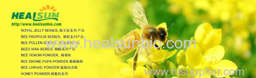 Nature yellow bees wax pellet