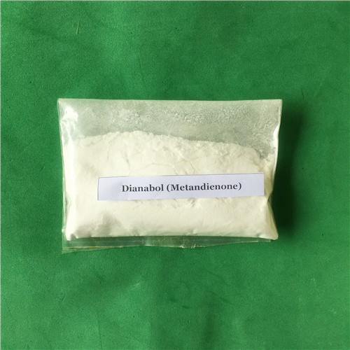 Rohes Dianabol-Steroidpulver