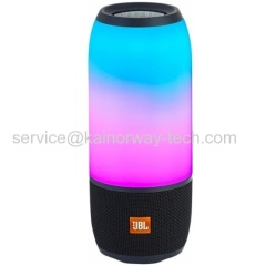 JBL Pulse3 Wireless Bluetooth IPX7 Waterproof Speaker Black With Multi Color LED And Sound
