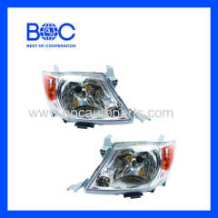 New Style Pick Up Head Lamp R 81105-0K010 L 81106-0K010 For Hilux Vigo '2005