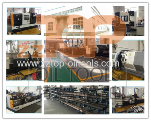 7  Mechanical Setting Retrievable Packer for TCP operation
