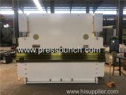 160Ton 3200mm press bending machine finished