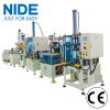 Automatic stator production manufacturing machine assembly line