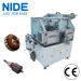 AUTOMATIC INDEXING HOOKING DUAL FLYER ARMATURE WINDING MACHINE FOR OIL PUMP MOTOR AUTO COOLING FAN MOTOR