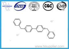 44'-Bipyridinium11'-bis(phenylmethyl)-chloride (1:2) CAS 1102-19-8 GMP