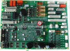 Elevator parts PCB GEA26800LJ7 for OTIS elevator