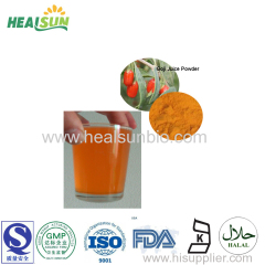 Goji Juice Powder for Drink