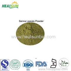 Senna leaf powder original India