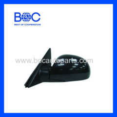 Outside Mirror Black R 87620-1E030 L 87610-1E030 For Hyundai Accent '06
