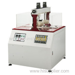 Finished Shoe Water Resistance Testing Machine
