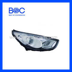 Head Lamp For Hyundai iX35