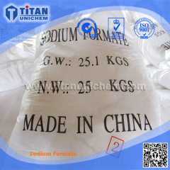 Formic acid sodium salt HCOONa Powder Sodium Formate CAS 141-53-7