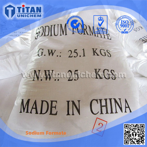 HCOONa Sodium Formate suppliers CAS 141-53-7