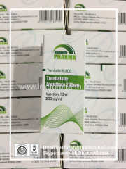 Powerful Steroid InjectableTrenbolone Enanthate Trenbolin E-200 200mg/ml 98.8% purity above