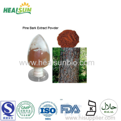Pine Bark Extract Powder OPC95%