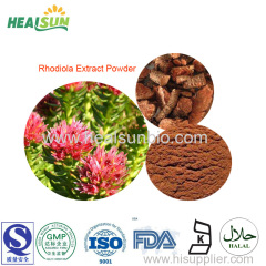 Rhodiola Extract - Salidroside 1%~10% HPLC
