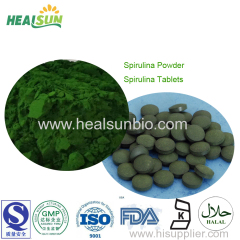Spirulina Powder Spirulina Tablets