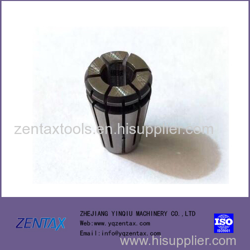 CHINA PRECISION MANUFACTURE ER COLLETS ER8 CLAMPING COLLET