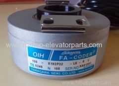 Elevator parts encoder TS5246N158 for Hitachi elevator