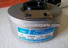 Elevator parts encoder TS5246N176 for Hitachi elevator