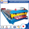 Galvanized Steel Roof And Wall Sheet Roll Forming Machine