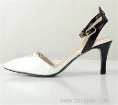 new style peep toe stiletto heel lady sandals