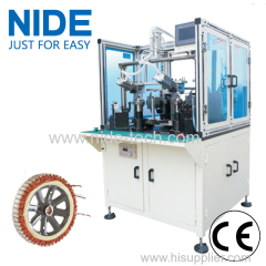 Wheel Motor Winding Machine