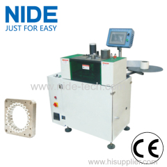 Special-shaped Slot Insulation Paper Inserting Equipment