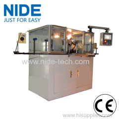 SMALL WIRE DIAMETER ARMATURE WINDING MACHINE FOR DC MOTOR AC MOTOR