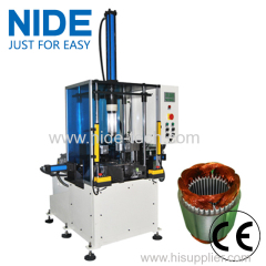 STATOR COIL MIDDLE MIDDLE FORMING MACHINE