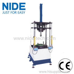 Economic Type Automatic Stator Coil Pre-Forming Machine For Induction Motor