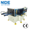 Pump motor automatic stator coils forming and shaping machine