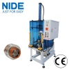 Automatic compressor stator coil expanding machine/ pre forming machine