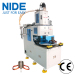 VERTICAL PUMP MOTOR STATOR COIL WINDING MACHINE