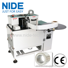 BRUSHLESS MOTOR FAN MOTOR STATOR INSULATION PAPER INSERTING MACHINES
