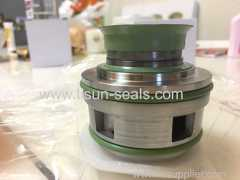 flygt pumps mechancial seals