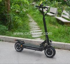 10 Inch Electric Scooter Double Shock Absorption CX-4