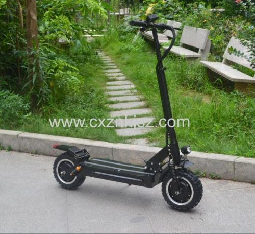 11 Inch Electric Scooter Double Shock Absorption CX-5