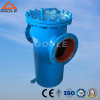 Flanged Simplex Basket Strainer