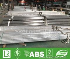 High Quality 304 316L Stainless Steel Pipe