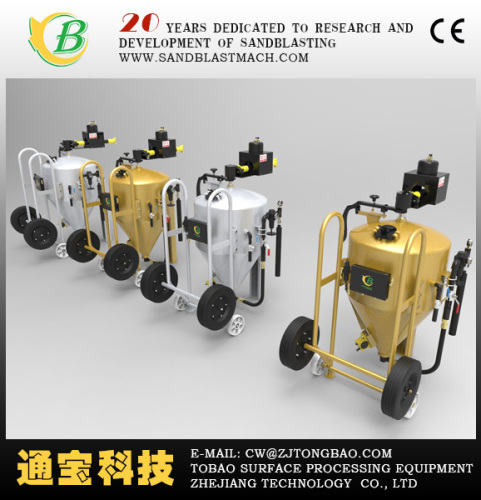 DB800 Wet and Dustless Blasting Equipment and Machines for Sale