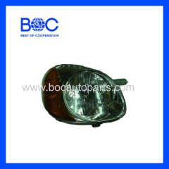 Head Lamp R 92102-06000 L 92101-06000 For ATOS '01